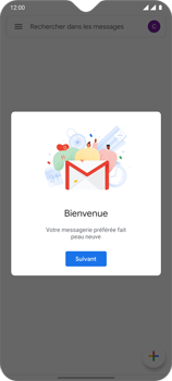 OnePlus 7T - E-mails - Ajouter ou modifier votre compte Gmail - Étape 13
