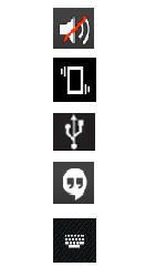 LG G2 - Premiers pas - Comprendre les icônes affichés - Étape 16