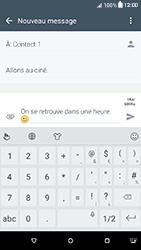 HTC Desire 650 - Contact, Appels, SMS/MMS - Envoyer un MMS - Étape 13