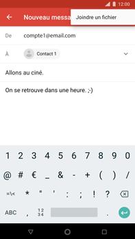 Nokia 8 Sirocco - E-mail - envoyer un e-mail - Étape 9