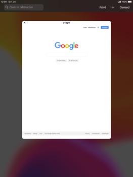 Apple ipad-air-2-met-ipados-13-model-a1567 - Internet - Hoe te internetten - Stap 12
