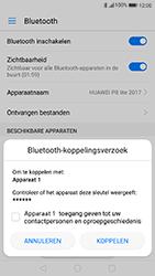 Huawei P8 Lite (2017) - Bluetooth - Koppelen met ander apparaat - Stap 6