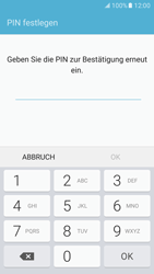 Samsung Galaxy S7 - Datenschutz und Sicherheit - Automatischen Screensaver einschalten - 2 / 2