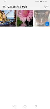 Huawei P Smart Z - E-mail - envoyer un e-mail - Étape 13