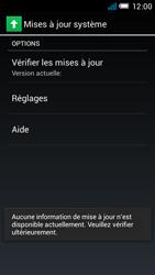 Alcatel One Touch Idol Mini - Logiciels - Installation de mises à jour - Étape 10