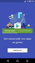 Sony Xperia X (F5121) - Android Nougat - Applicaties - Account aanmaken - Stap 18