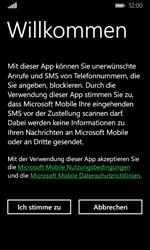 Microsoft Lumia 435 - Anrufe - Anrufe blockieren - Schritt 6