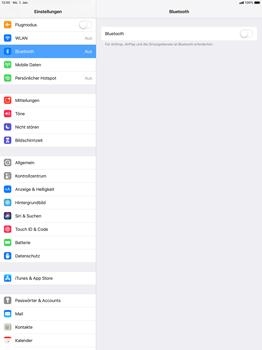 Apple iPad Pro 12.9 inch - iOS 12 - Bluetooth - Geräte koppeln - Schritt 6