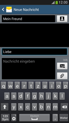 Samsung Galaxy S4 Mini LTE - MMS - Erstellen und senden - 14 / 24