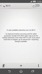 Sony Xperia Z2 - WiFi - WiFi configuration - Step 5