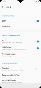 OnePlus 6T - Android Pie - MMS - Manuelle Konfiguration - Schritt 8