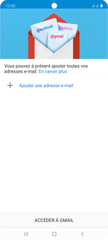 Samsung Galaxy Note 10 Lite - E-mails - Ajouter ou modifier votre compte Yahoo - Étape 6