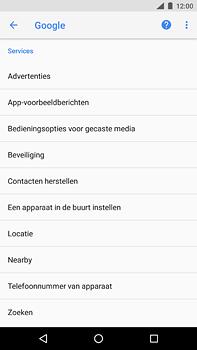 Nokia 6.1 - Beveiliging en privacy - zoek mijn mobiel activeren - Stap 5