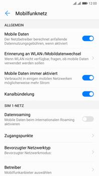Huawei Mate 9 Pro - Ausland - Auslandskosten vermeiden - 1 / 1