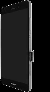 Huawei P8 Lite - SIM-Karte - Einlegen - Schritt 10