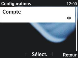 Nokia Asha 201 - MMS - configuration automatique - Étape 13