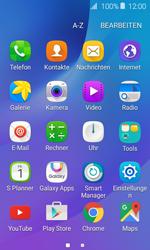 Samsung J120 Galaxy J1 (2016) - E-Mail - Konto einrichten - Schritt 3