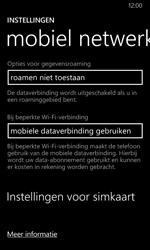 Nokia Lumia 635 - Internet - Handmatig instellen - Stap 7