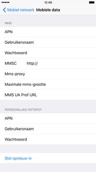 Apple iPhone 6s Plus - MMS - Handmatig instellen - Stap 6