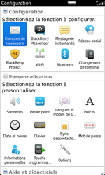 BlackBerry 9860 Torch - E-mail - configuration manuelle - Étape 5