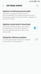 Samsung Galaxy S7 - Android N - Software updaten - Update installeren - Stap 5