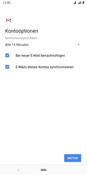 Nokia 9 - E-Mail - Konto einrichten - Schritt 19
