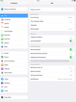 Apple iPad Pro 12.9 inch (2nd generation) - E-mail - Account instellen (IMAP met SMTP-verificatie) - Stap 4