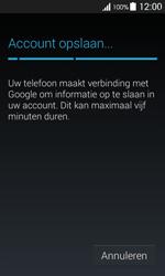 Samsung G357 Galaxy Ace 4 - Applicaties - Account instellen - Stap 17