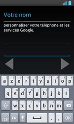 LG Optimus L5 II - Premiers pas - Créer un compte - Étape 9