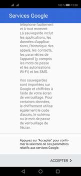 Huawei Nova 5T - E-mails - Ajouter ou modifier votre compte Gmail - Étape 11