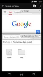 Sony Xperia Z2 - Internet e roaming dati - Uso di Internet - Fase 17