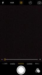 Apple iPhone SE - Photos, vidéos, musique - Prendre une photo - Étape 3
