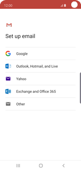 Samsung Galaxy S10e - E-mail - 032a. Email wizard - Gmail - Step 8
