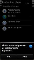 Nokia E7-00 - Internet - configuration manuelle - Étape 9