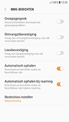 Samsung Galaxy A3 (2017) - Android Oreo - MMS - probleem met ontvangen - Stap 8