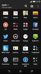 HTC Desire 610 - E-mails - Ajouter ou modifier un compte e-mail - Étape 3