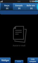 Samsung Wave 2 - E-mails - Envoyer un e-mail - Étape 4