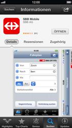 Apple iPhone 5 - Apps - Installieren von Apps - Schritt 12