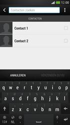 HTC One Mini - Contacten en data - Contacten overzetten via Bluetooth - Stap 6
