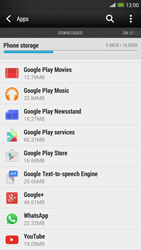 HTC One Max - Applications - How to uninstall an app - Step 5