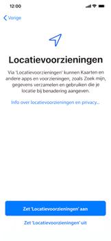 Apple iphone-xs-max-met-ios-13-model-a1921 - Instellingen aanpassen - Nieuw toestel instellen - Stap 28