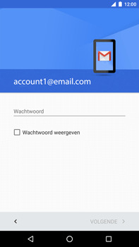 Huawei Google Nexus 6P - E-mail - Account instellen (POP3 zonder SMTP-verificatie) - Stap 13