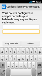 Alcatel Pop C7 - E-mail - configuration manuelle - Étape 10