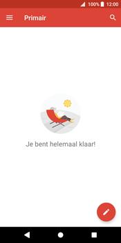 Sony Xperia XZ2 - E-mail - Handmatig instellen (gmail) - Stap 14
