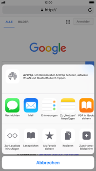 Apple iPhone 6 Plus - Internet - Internet verwenden - 6 / 17