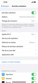 Apple iPhone 11 Pro Max - Internet - configuration manuelle - Étape 5