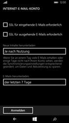 Microsoft Lumia 532 - E-Mail - Konto einrichten - 19 / 22