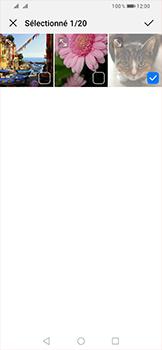 Huawei P Smart (2019) - E-mail - envoyer un e-mail - Étape 13