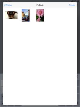 Apple iPad Pro (9.7) - iPadOS 13 - E-mail - envoyer un e-mail - Étape 11