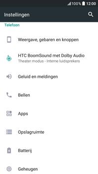 HTC HTC Desire 825 - Voicemail - handmatig instellen - Stap 5